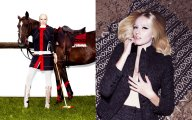 Polo Preppiness :: photographed by Cathleen Wolf for GALA