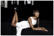 Naomi Campbell :: photographed by Ciro Zizzo for VANITY FAIR