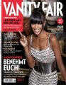 Naomi Campbell :: VANITY FAIR Cover, photographed by Ciro Zizzo